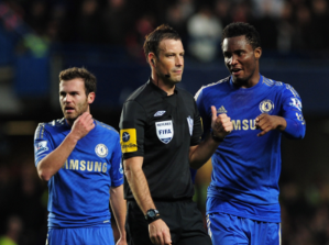 The FA has made their decision about the Chelsea-Clattenburg bust-up.