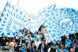 Zenit fans want to keep their possibly controversial tradition of players going.